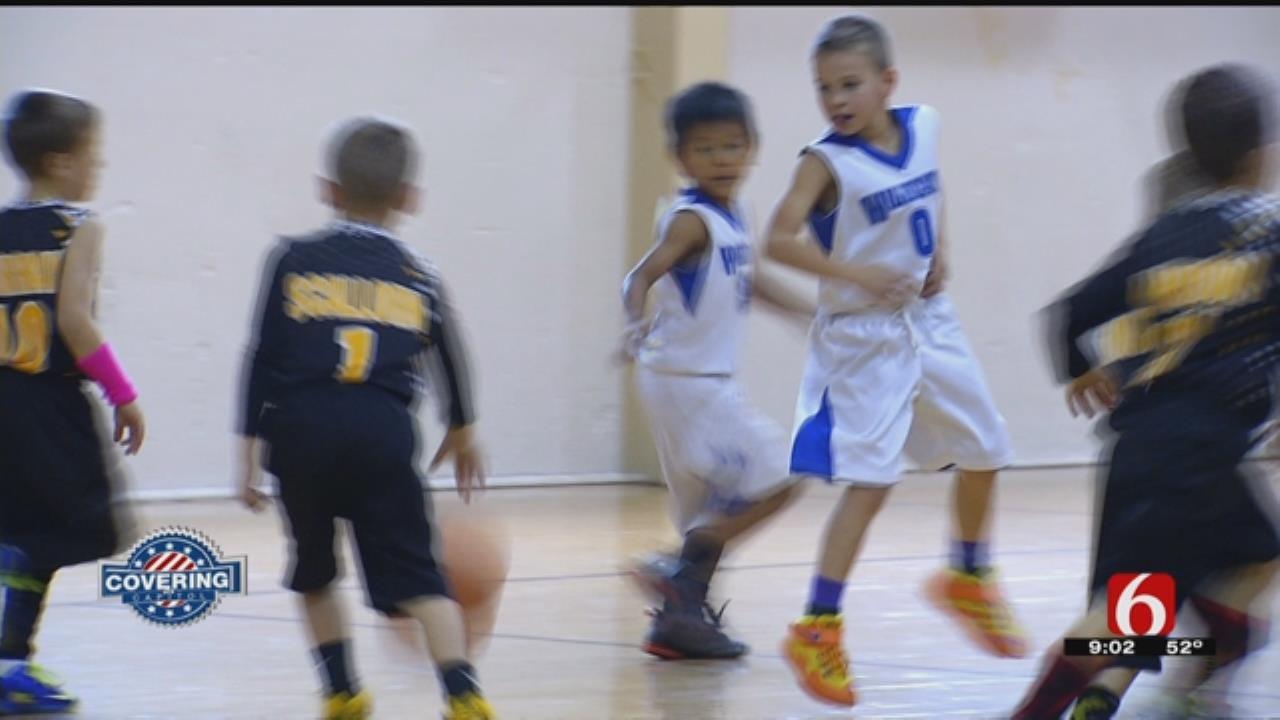 Tulsa Senator Authors Controversial School Sports Bill