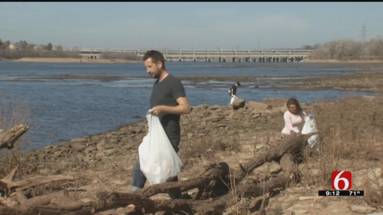 Group Uses 'Power Of Partial Improvements' To Clean Up Arkansas River