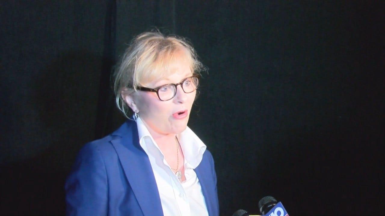WEB EXTRA: Former Tulsa Mayor Kathy Taylor Talks About The Ship
