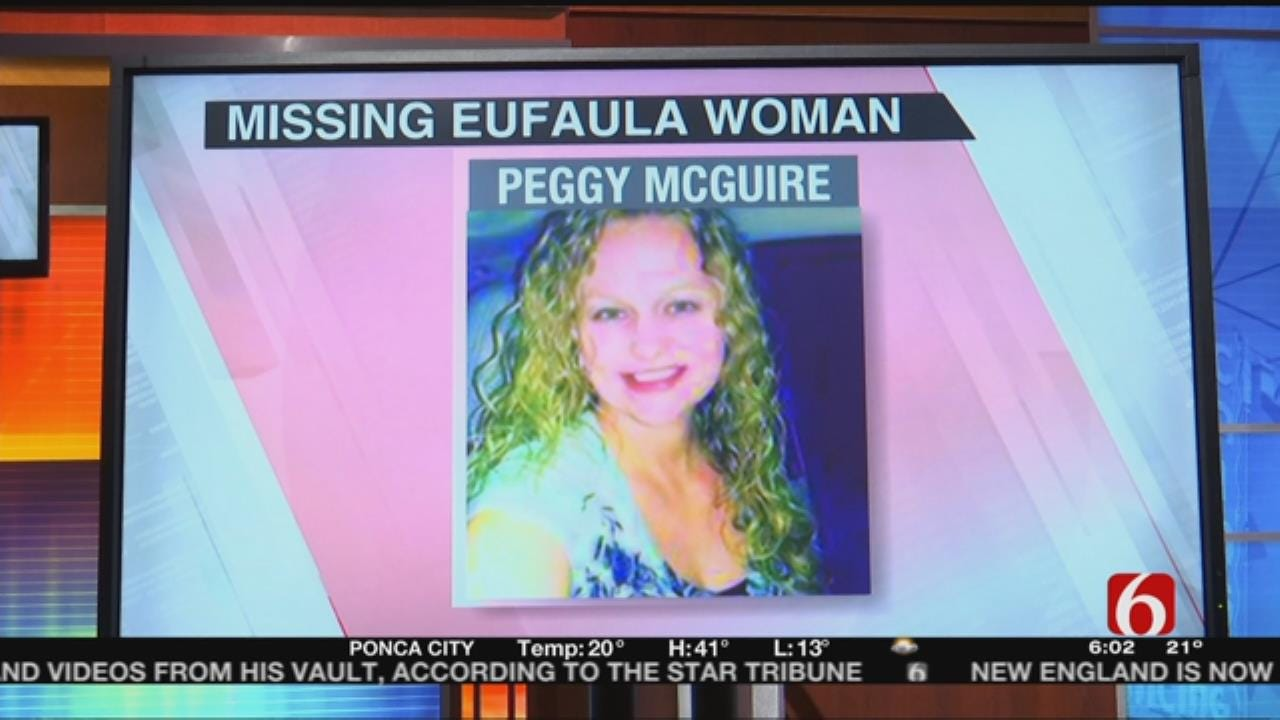 Family Looking For Missing Eufaula Mom Creates Message In The Snow