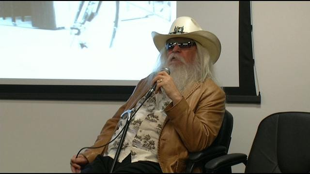 Leon Russell Throws Support Behind Proposed OKPOP Museum