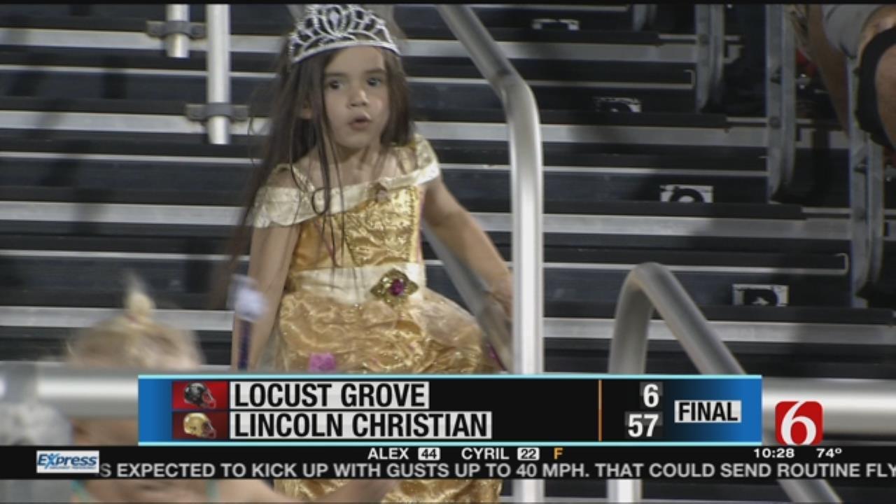 Lincoln Christian Thrashes Locust Grove