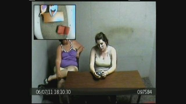 WEB EXTRA: Amber Hilberling In Interrogation Room, Part 4