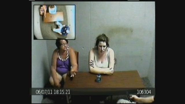 WEB EXTRA: Amber Hilberling In Interrogation Room, Part 6