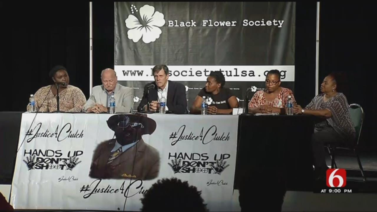 Tulsa Group Meets To Discuss Police Encounters, Positive Changes