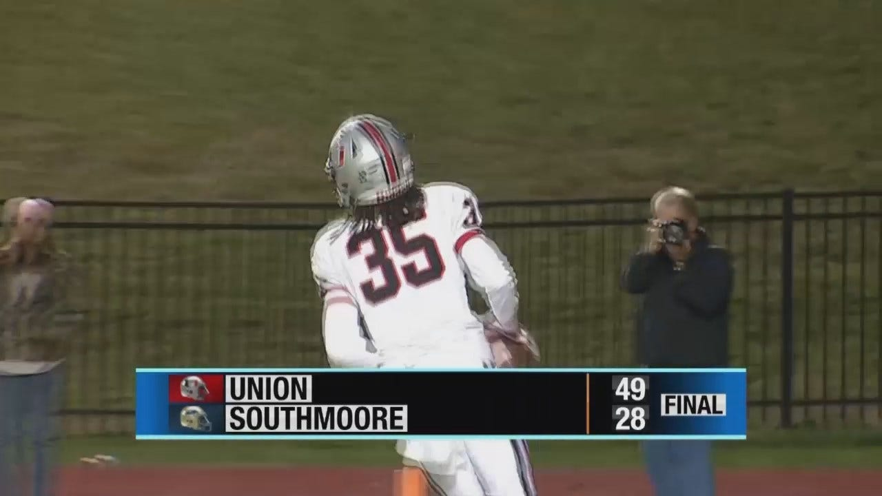 Union Sails Past Southmoore In Week 8