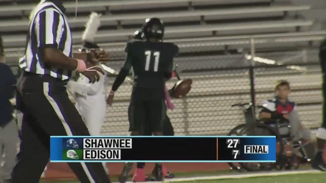 Edison Suffers Week 8 Loss To Shawnee
