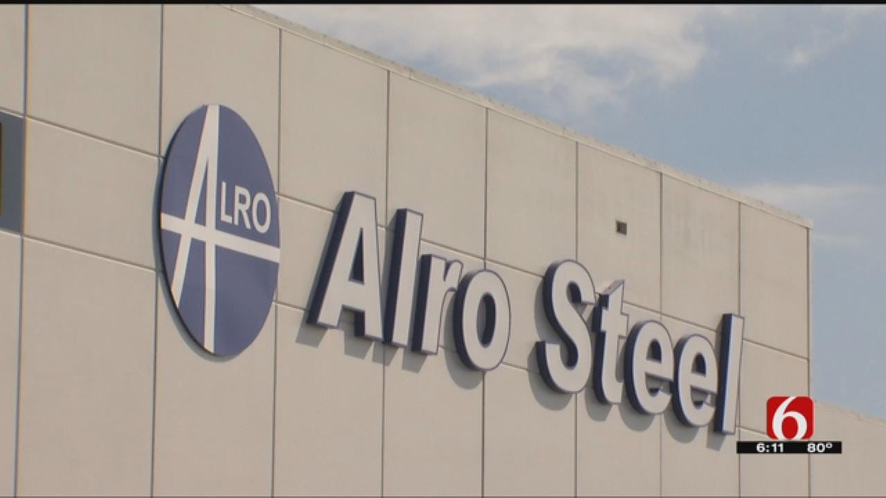 Alro Steel Celebrates Tulsa Expansion