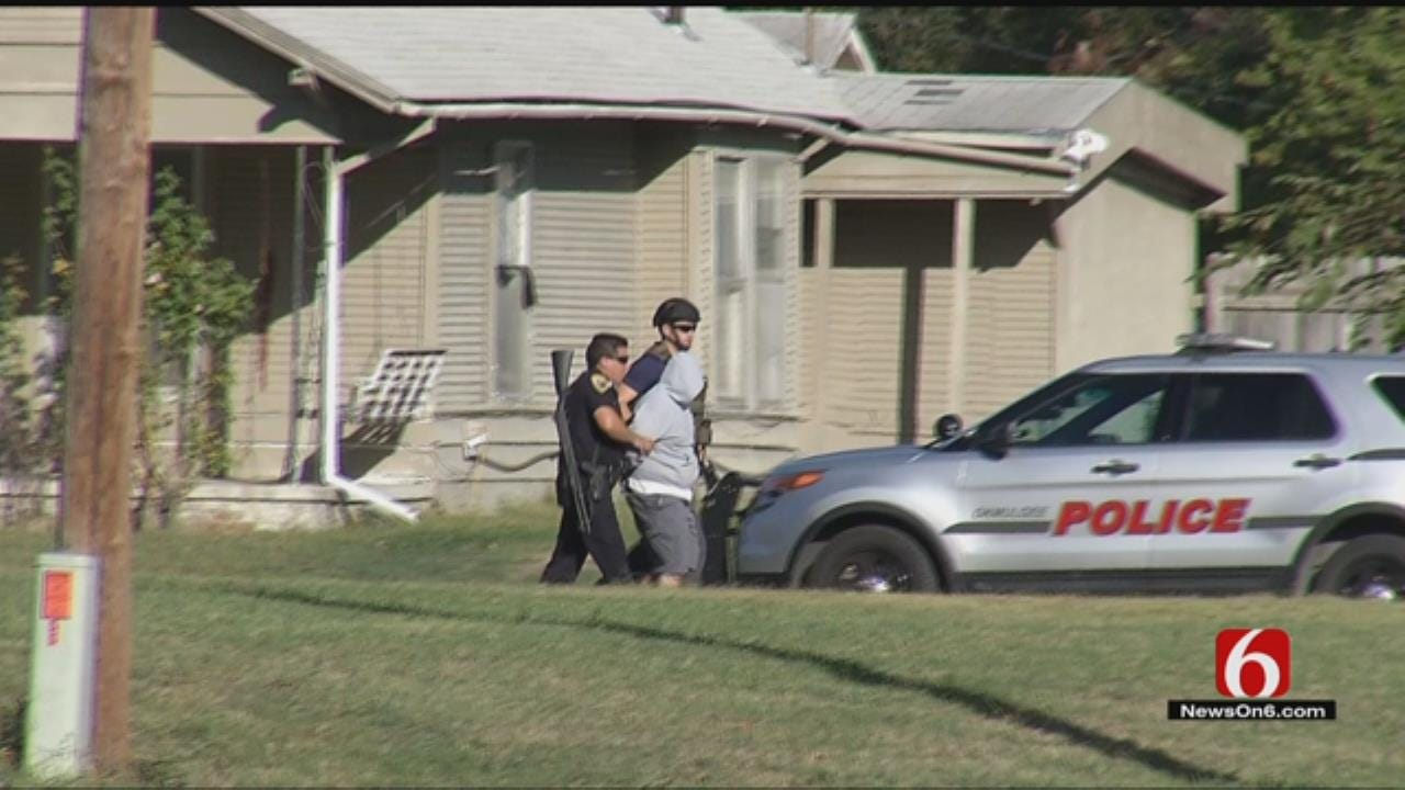 One Person In Custody Following Standoff At Okmulgee Home