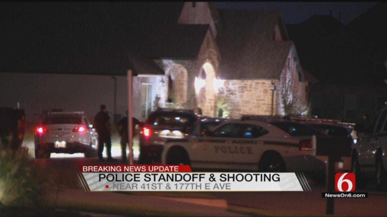 Police Shoot, Kill Suspect In Tulsa Standoff
