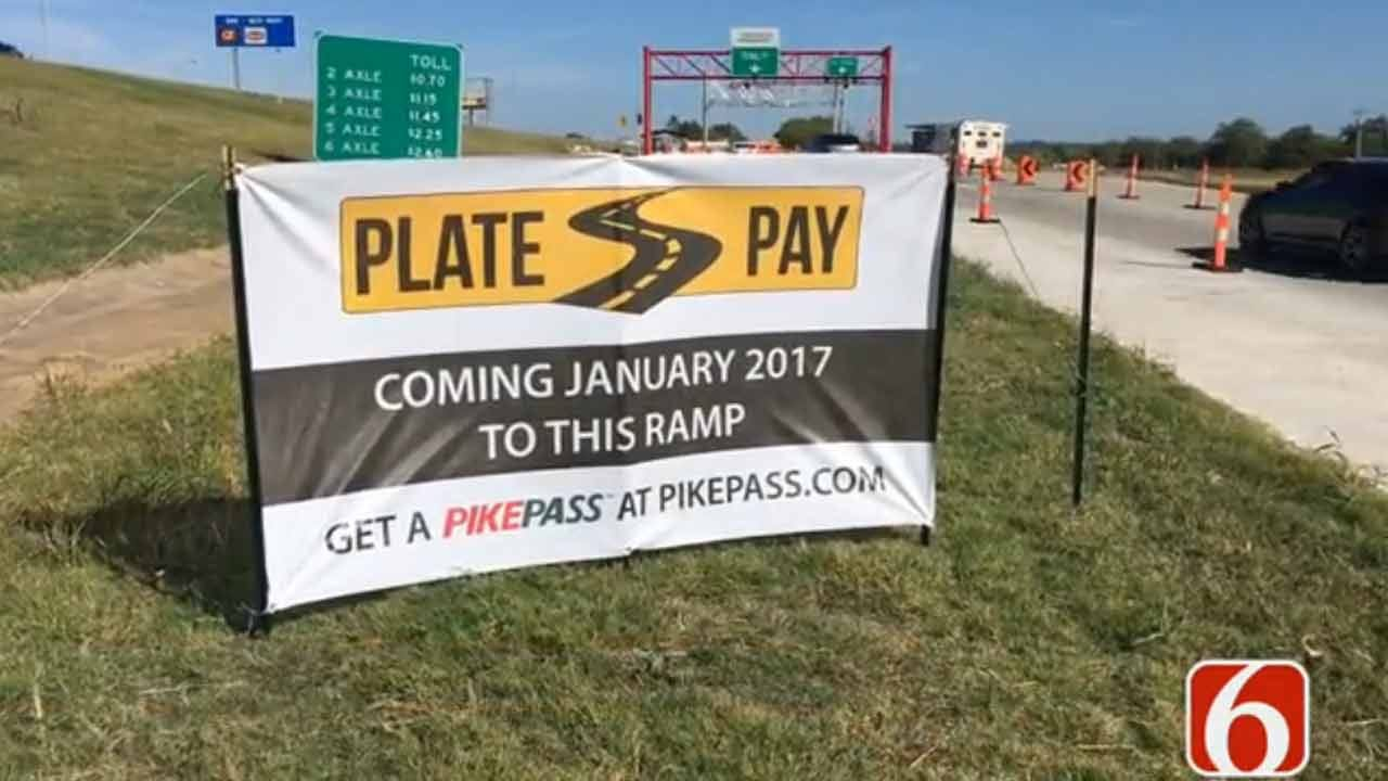 Tony Russell: OTA Bringing 'Plate Pay' To Creek Turnpike