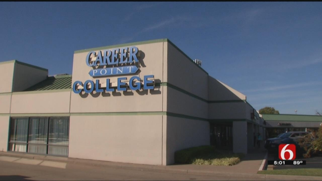 Tulsa Students Devastated After Surprise Closing Of Career Point College