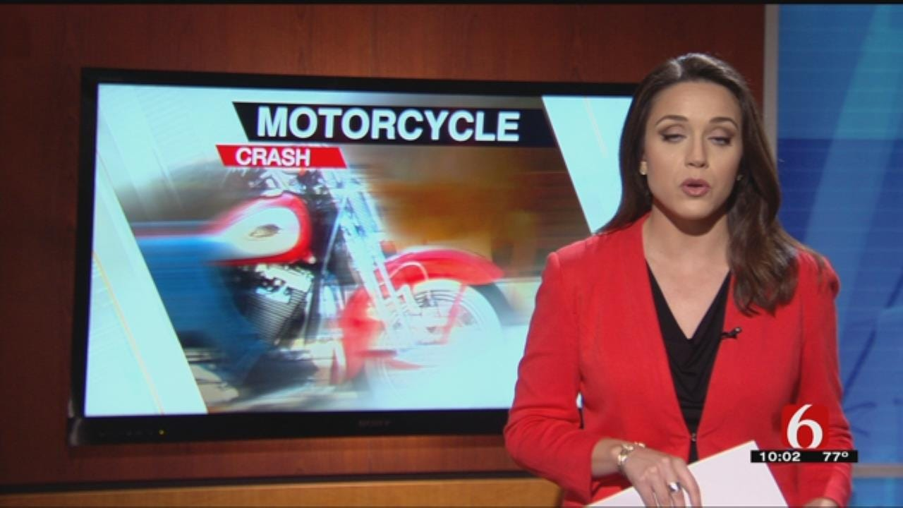 Motorcyclist Killed In Crash Near Pine And Memorial