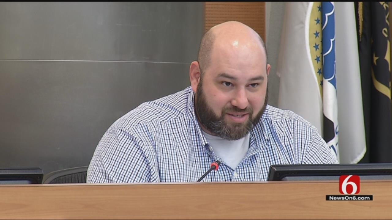 Tulsa City Councilor Dealing With Financial Issues