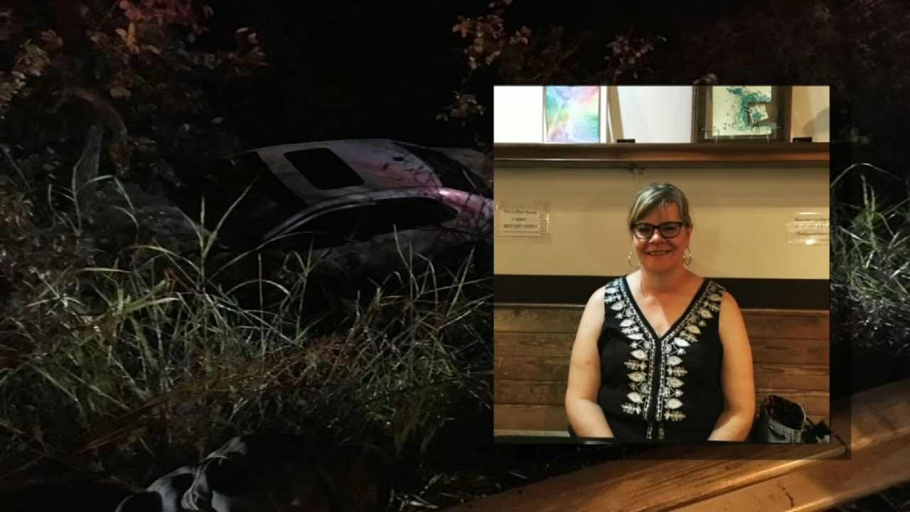 Osage County Woman's Faith Kept Her Going For 17 Hours After Crash