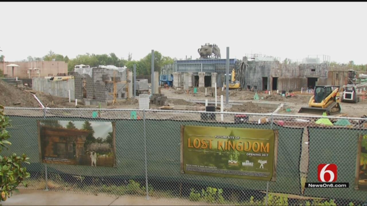 Error Adds $2M To Construction Project At Tulsa Zoo