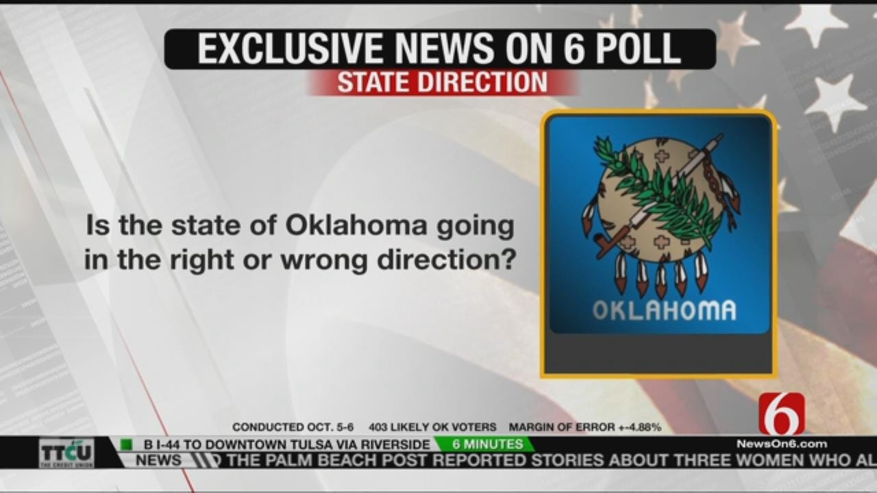 Are State Leaders Taking Oklahoma In The Right Direction?