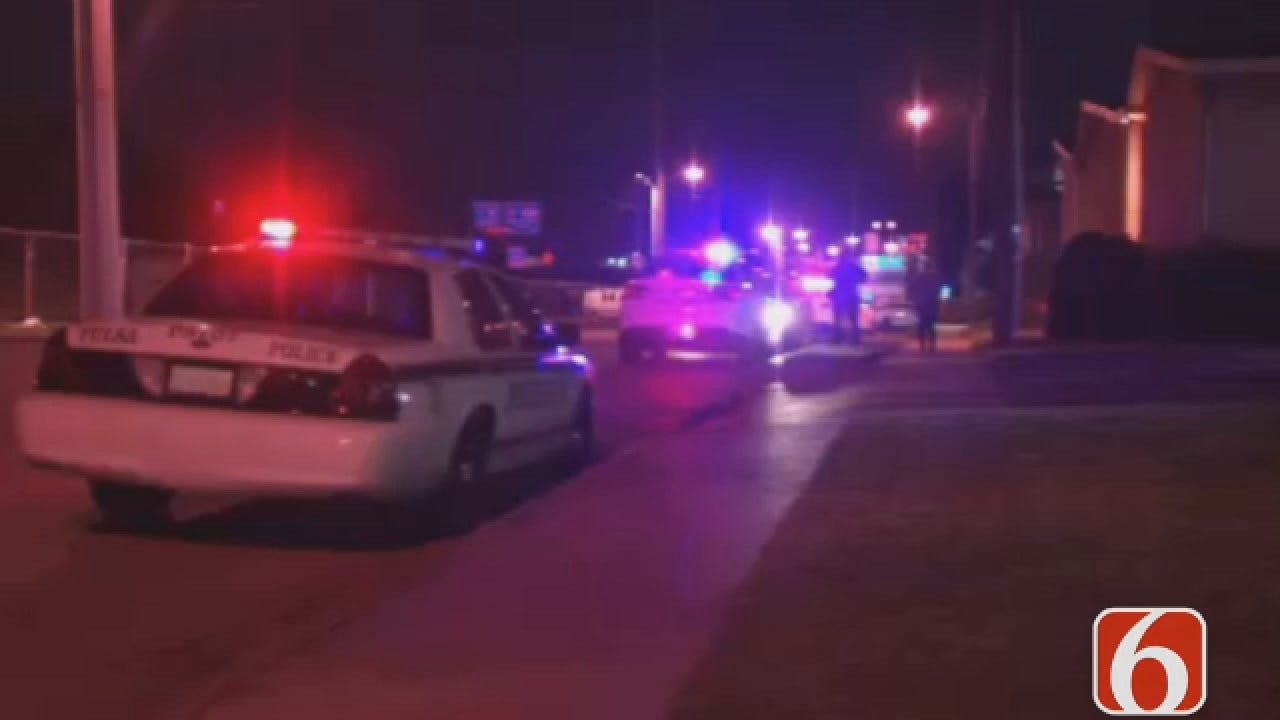 Dave Davis: One Man Hit By Hammer, One Stabbed In Tulsa Fight