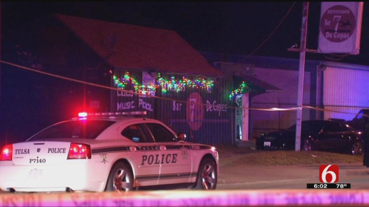 TPD Investigating Two Theories In Double Murder