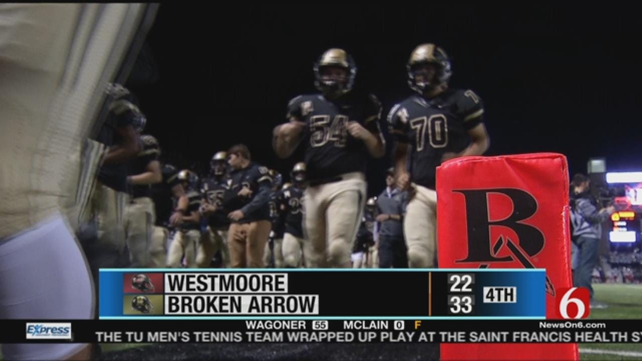 B.A. Pushes Past Westmoore In Week 6