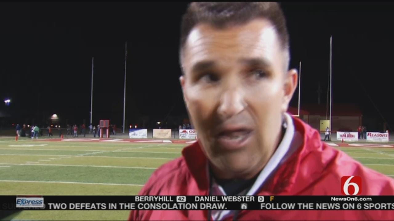 Week 6 Game Of The Week: No. 5 Bishop Kelley Drops To Claremore
