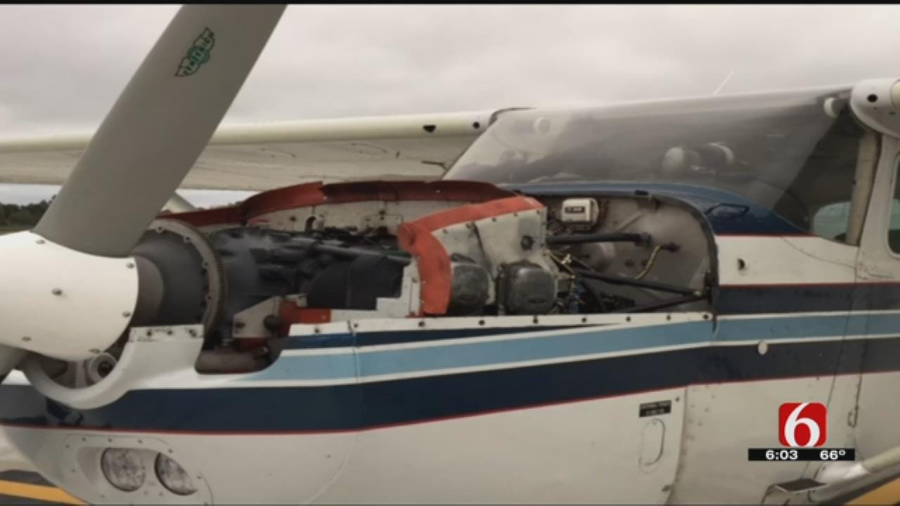 Emergency Landing Interrupts Father-Son Flight From OKC To Chicago