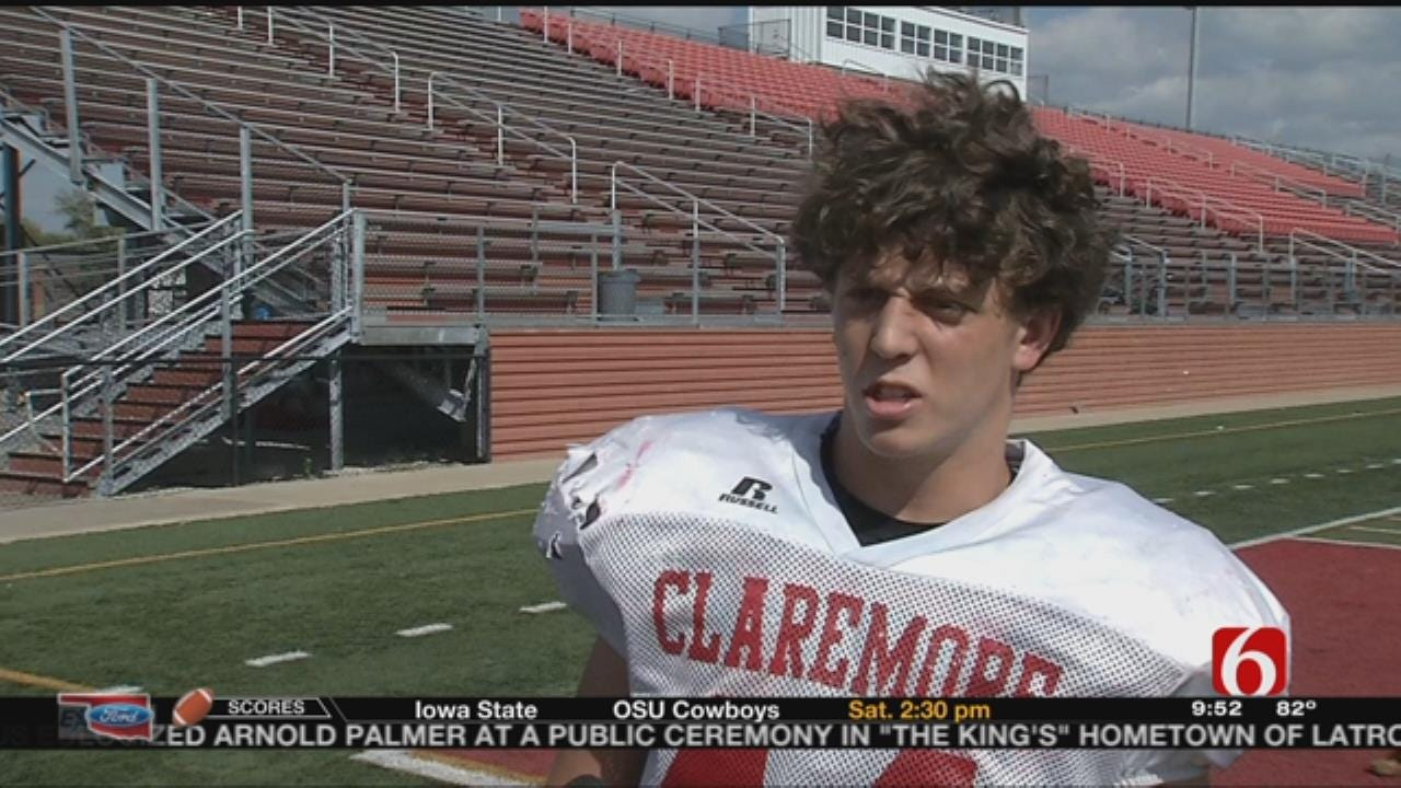 Week 6 Game Of The Week Preview: Claremore vs. Bishop Kelley