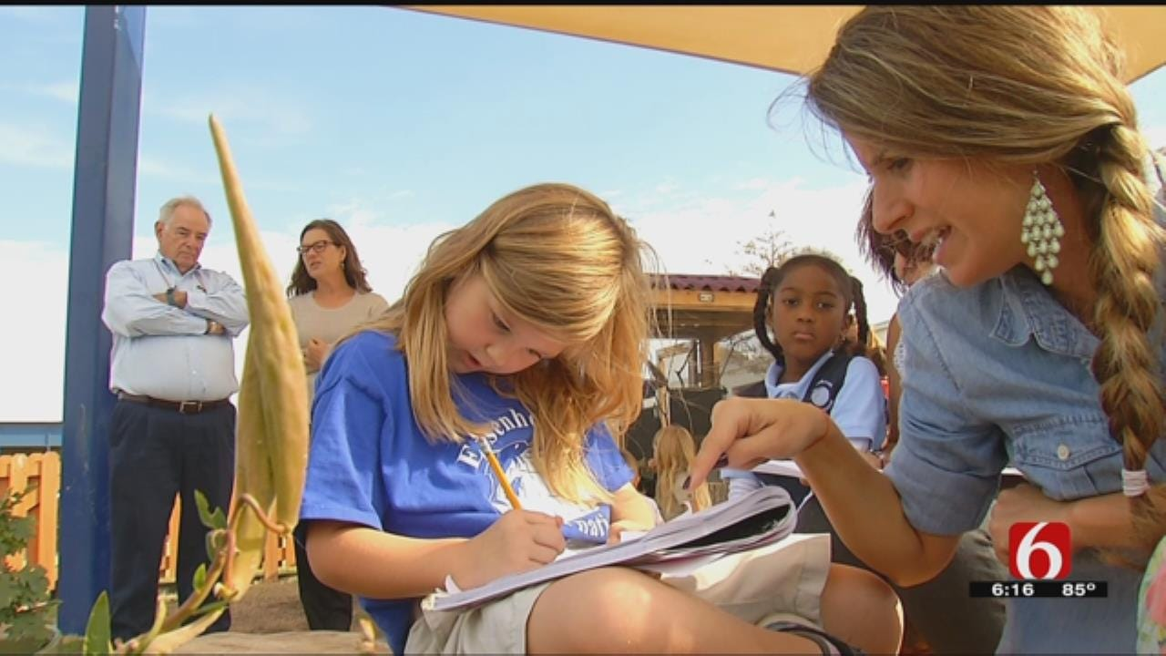 Eisenhower Students Learn About Life In Life Lab