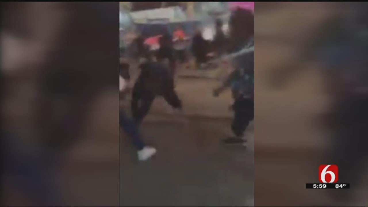 TCSO Changing Tactics After Brawl At Tulsa State Fair