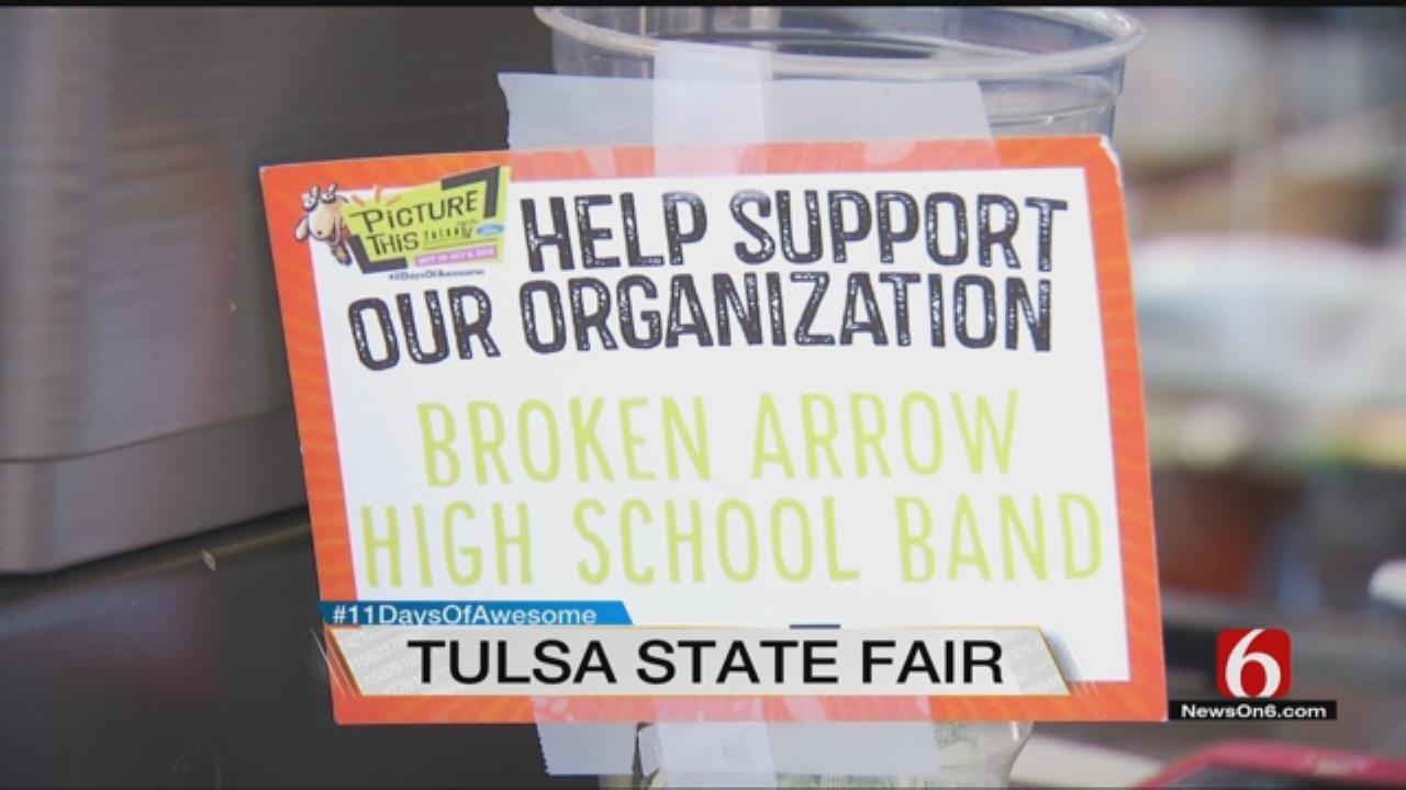 Buying Beer At Tulsa State Fair Could Help Send BA Band To Rose Parade