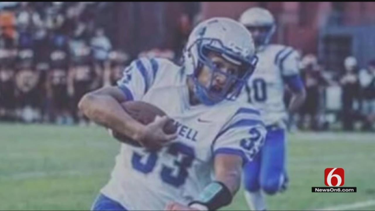 Family Of Injured Haskell Football Player Asks For Prayers