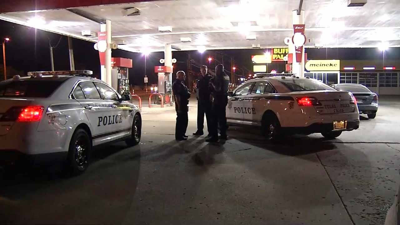 One Person Injured After Tulsa Shooting; Police Searching For Shooter