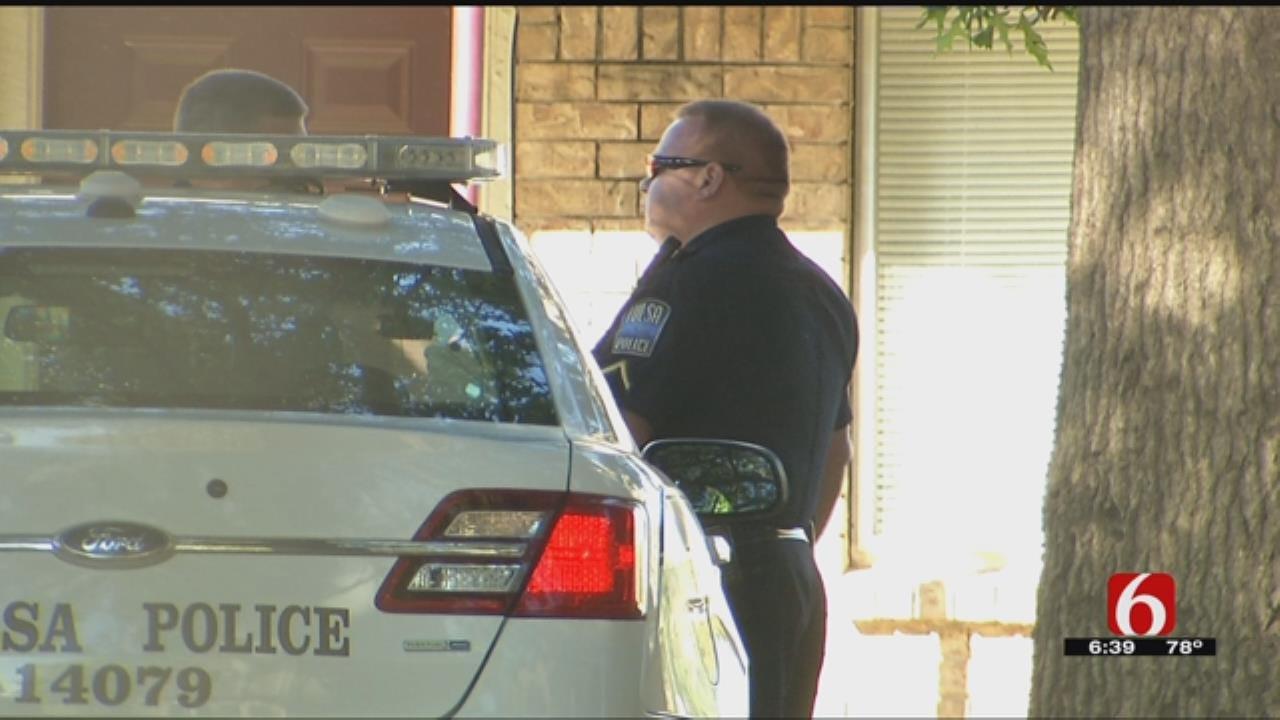 Ex-Convict In Jail For Tulsa's Latest Homicide