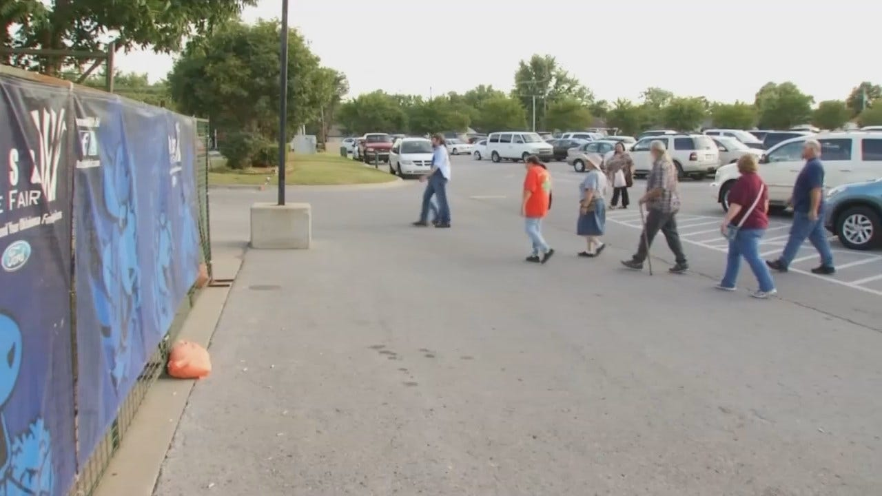 Police Give Helpful Tips To Keep Your Car Safe At Tulsa State Fair