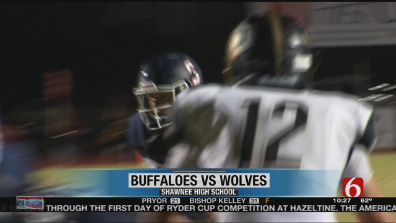 McAlester Survives Shawnee In Week 5