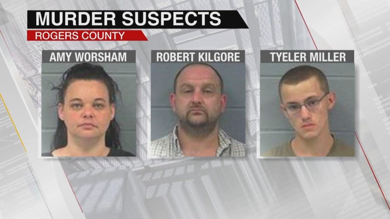 3 Linked To Irish Mob, Tulsa Homicides, Arrested In Rogers County