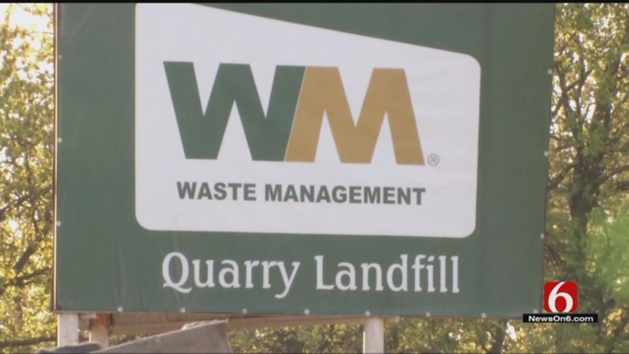 City Of Tulsa's Cancels Fall Free Landfill Days