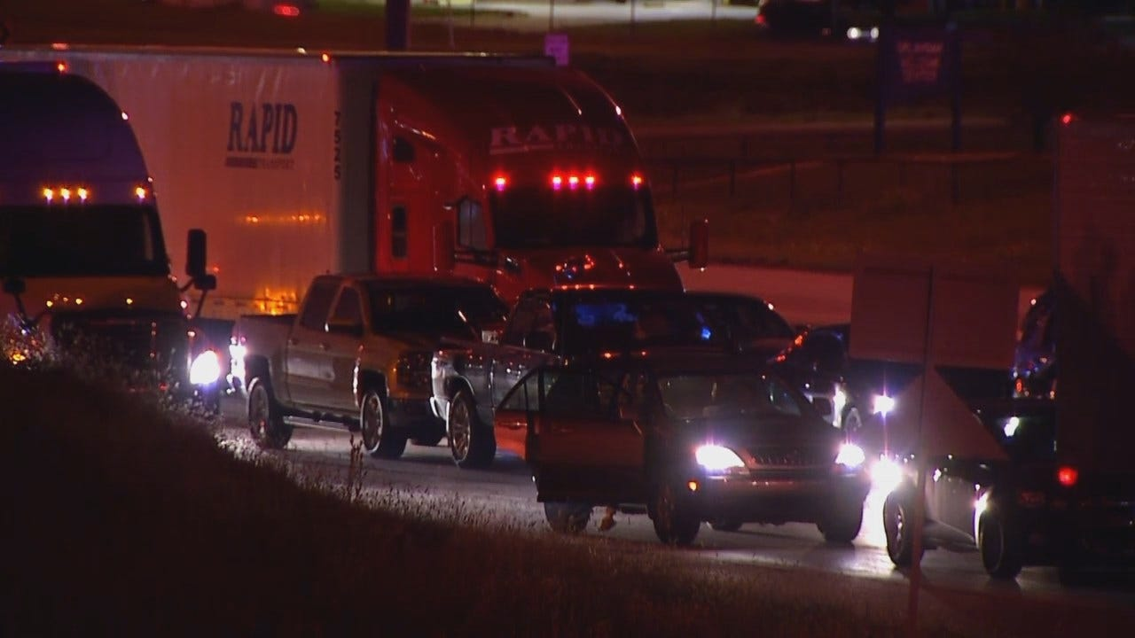 WEB EXTRA: Video From Scene Of Fatal OKC Crash
