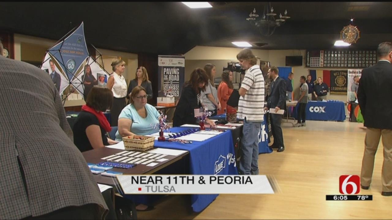Green Country Employers Looking To Hire Veterans
