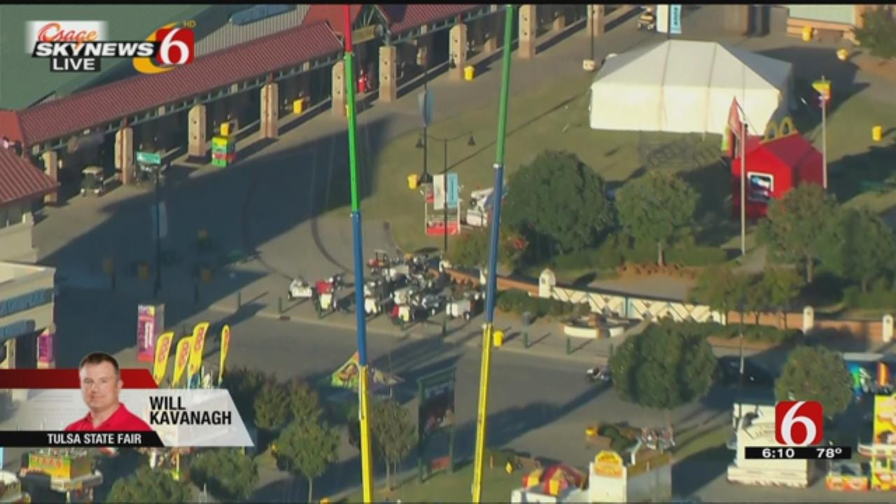 City Will Strictly Enforce Parking Ordinances During Fair