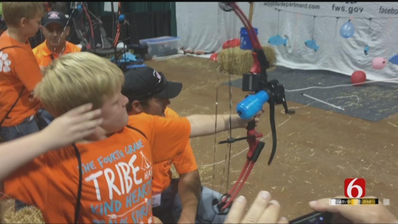 Wildlife Expo Encourages Oklahomans To 'Enjoy The Outdoors'
