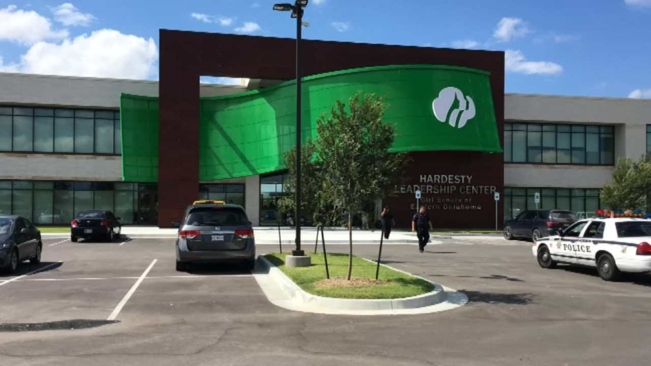 Girl Scouts Of Oklahoma Unveil New Leadership Center