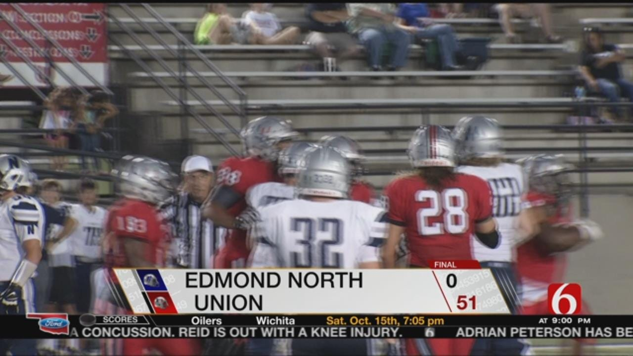 Union Snags Shutout Win Over Edmond North In Week 4
