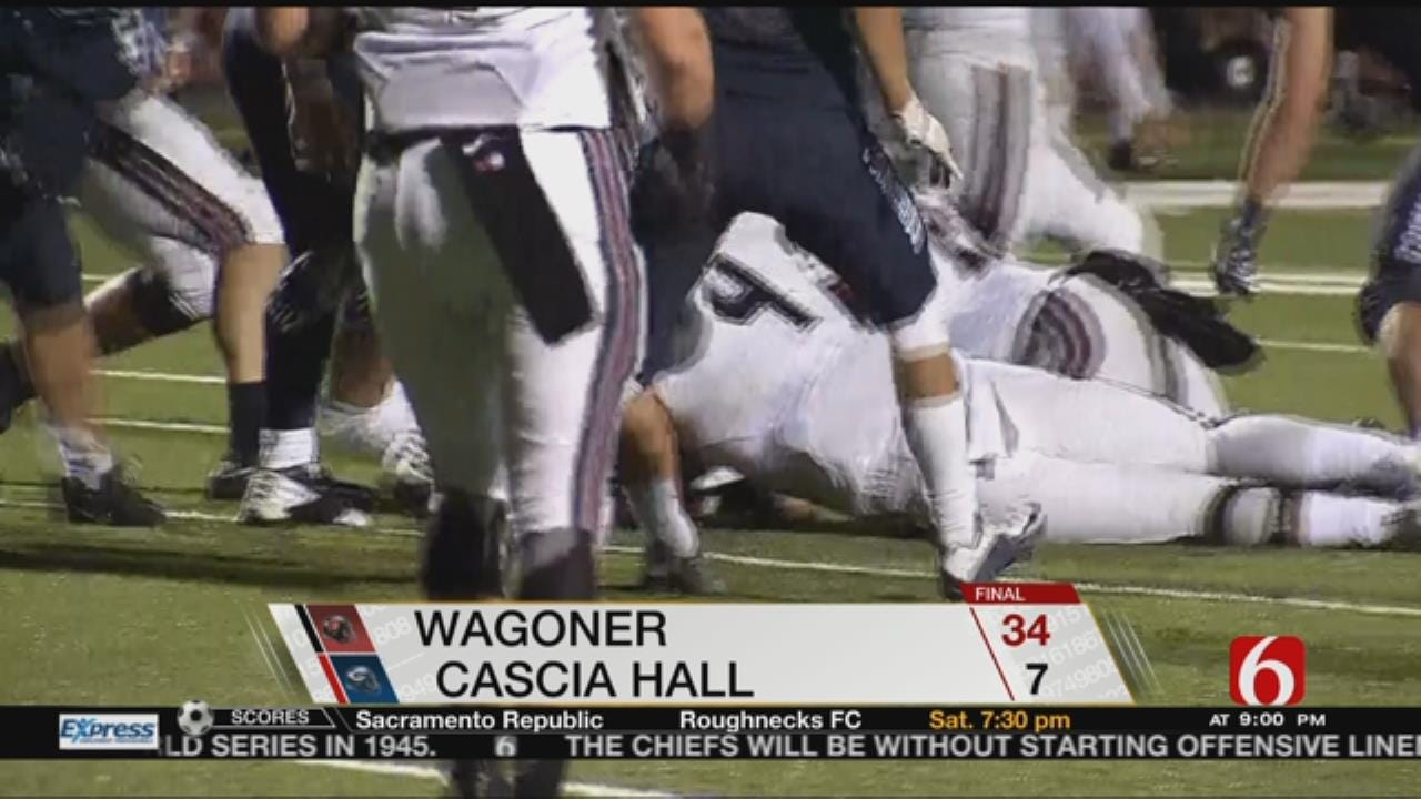 Week 4 Game Of The Week: Wagoner Rides 27-Game Winning Streak After Taking Down Cascia Hall