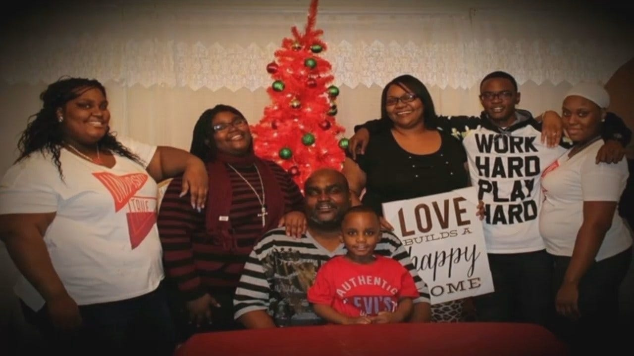 Family Working Out Details For Terence Crutcher's Funeral