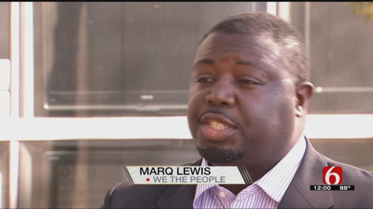 Crutcher Protestor's Racially Charged Remark Condemned