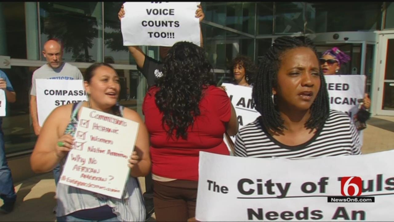 Tulsa Group Wants Formation Of African American Commission