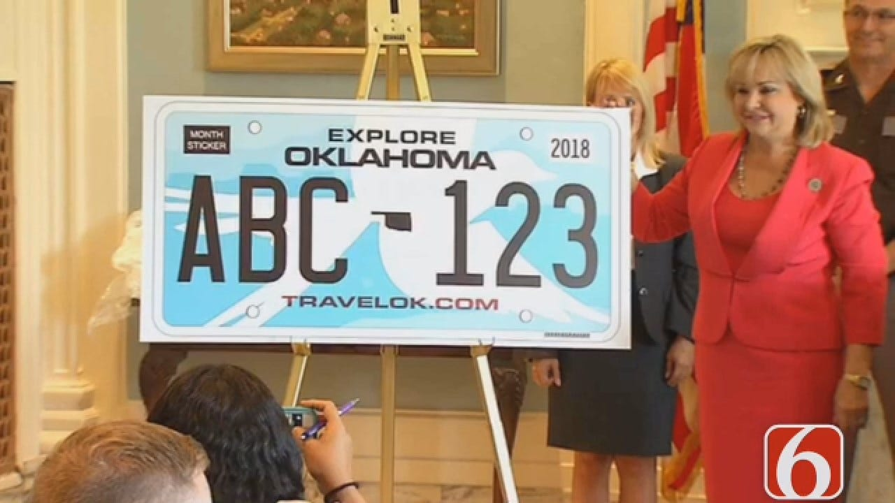 Dave Davis: Check The Back Of Oklahoma License Tag Renewal Forms