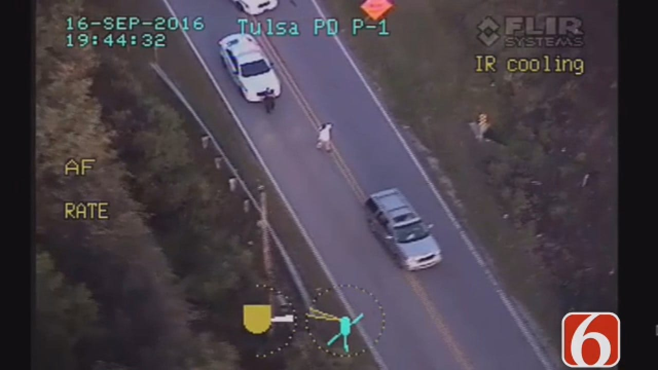 Joseph Holloway Reports On Latest In Terence Crutcher Shooting