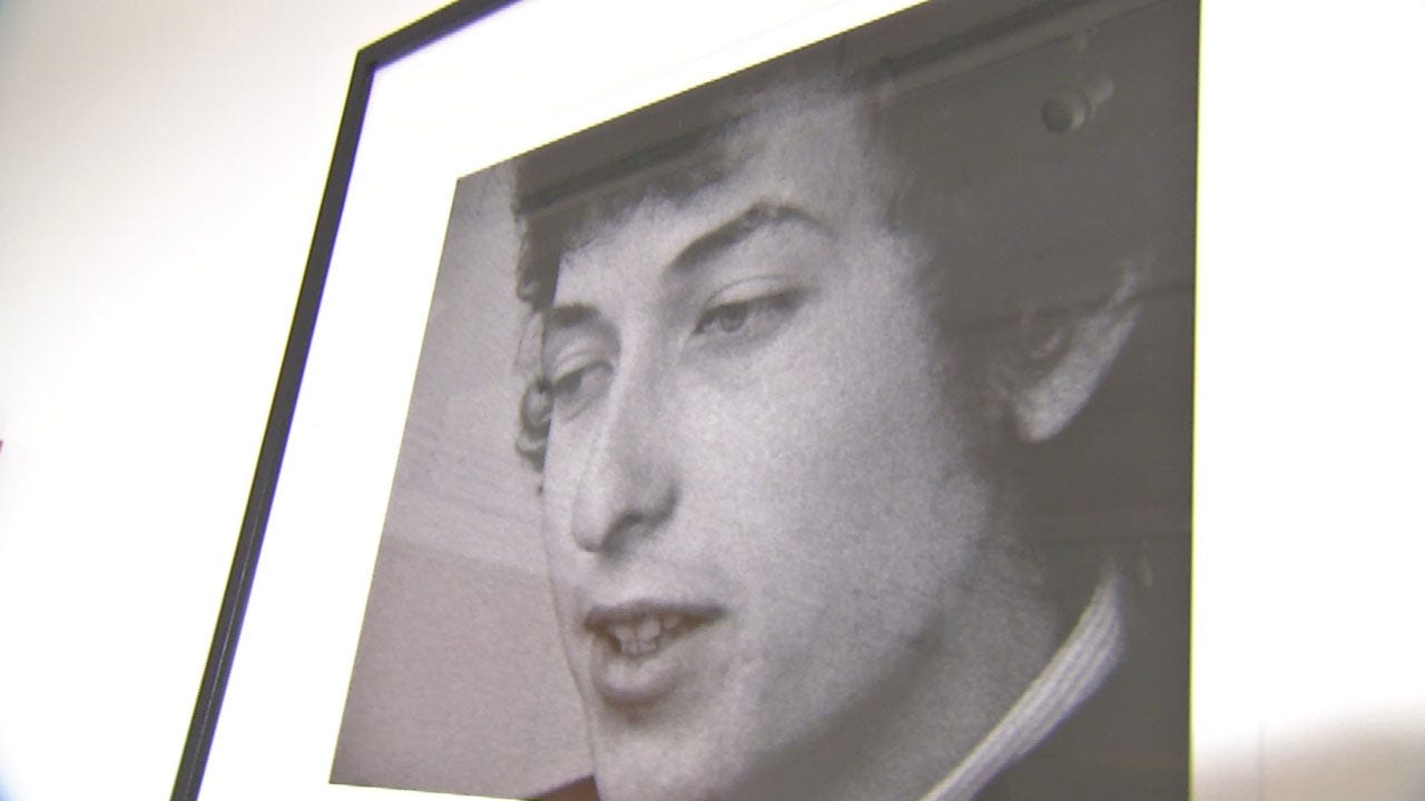 New Items For Dylan Archive Arrive In Tulsa